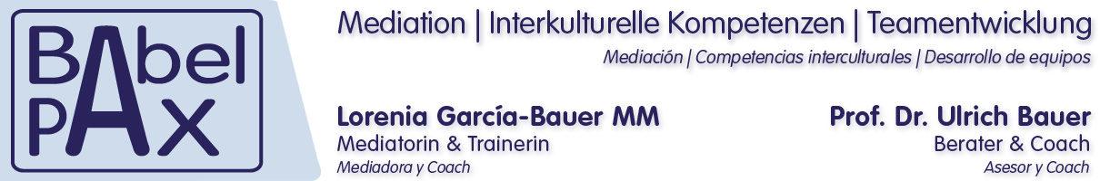 BabelPax – Mediation | Interkulturelle Kompetenzen | Teamentwicklung